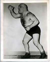 Maurice Tillet's Wrestling Trunks