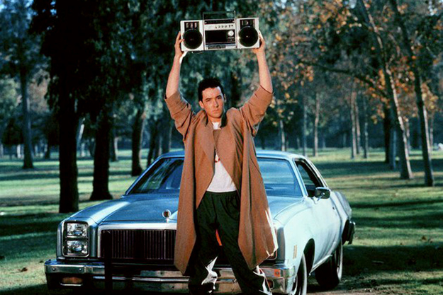 Boombox from ''Say Anything''