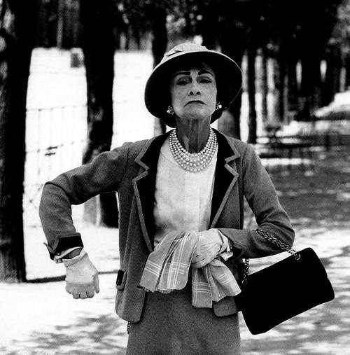 Coco Chanel's Handbag