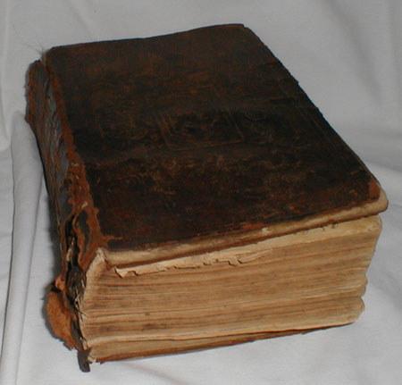 Anton LeVey's Bible