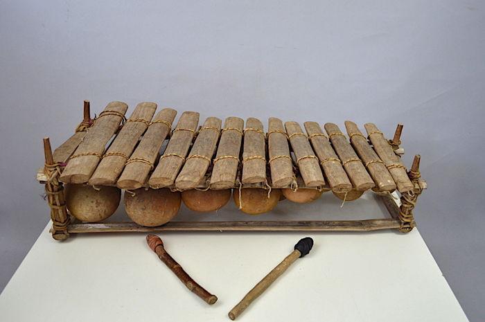 Sundiata Keita's Balafon
