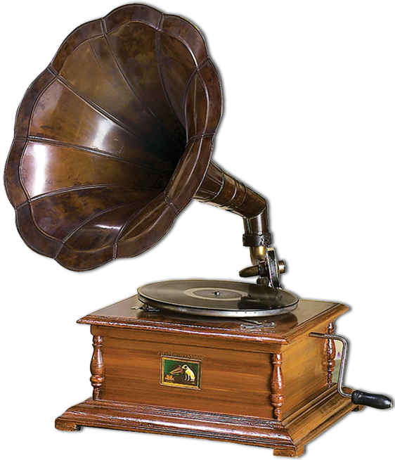 André Martinet's Phonograph