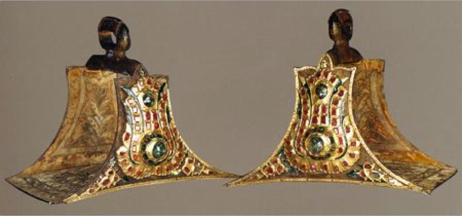 Charlemagne's Stirrup