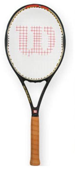 Roger Federer's Tennis Racket