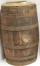 Alexander Keith Jr's Barrel