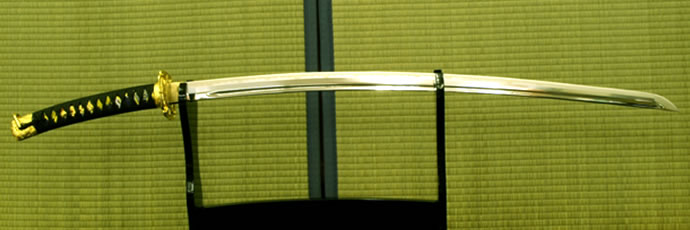 Minamoto no Yoritomo's Katana