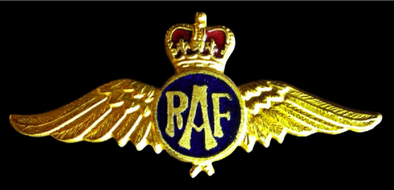 Charles Portal's RAF Pin