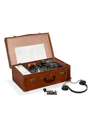 Noor Inayat Khan's Suitcase Radio