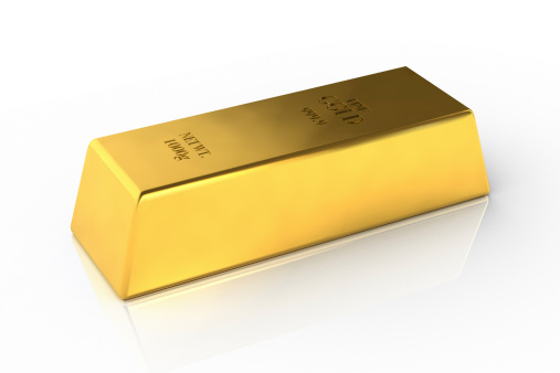 Gold Bar from Fort Knox
