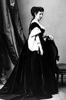 Belle Boyd's Dress