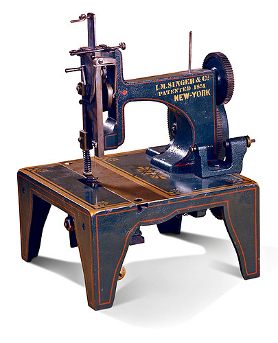 Isaac Singer's Sewing Machine