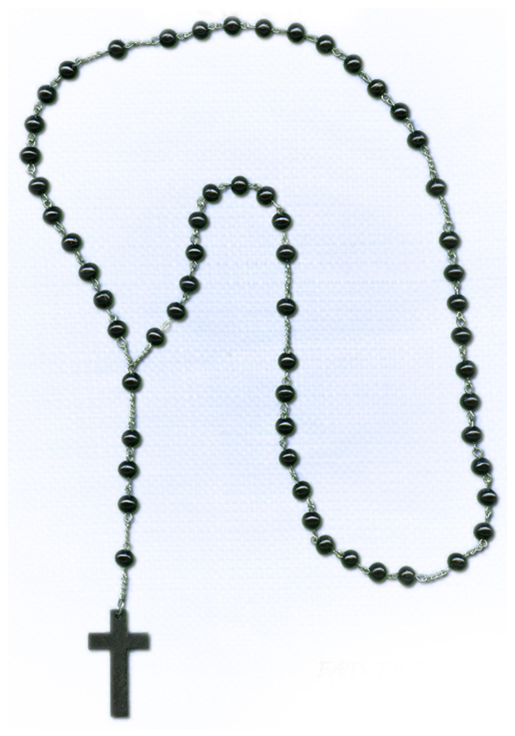 Franz Stigler's Rosary