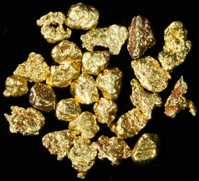 Conrad Reed's Gold Nuggets