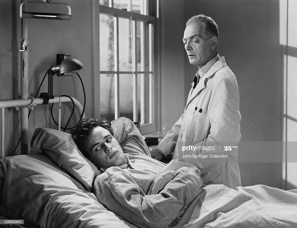Marlon Brando's Hospital Bed