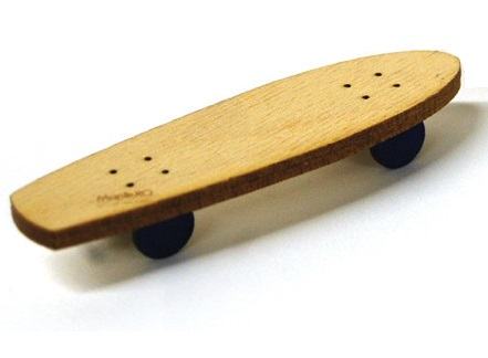 Mouse-sized Skateboard