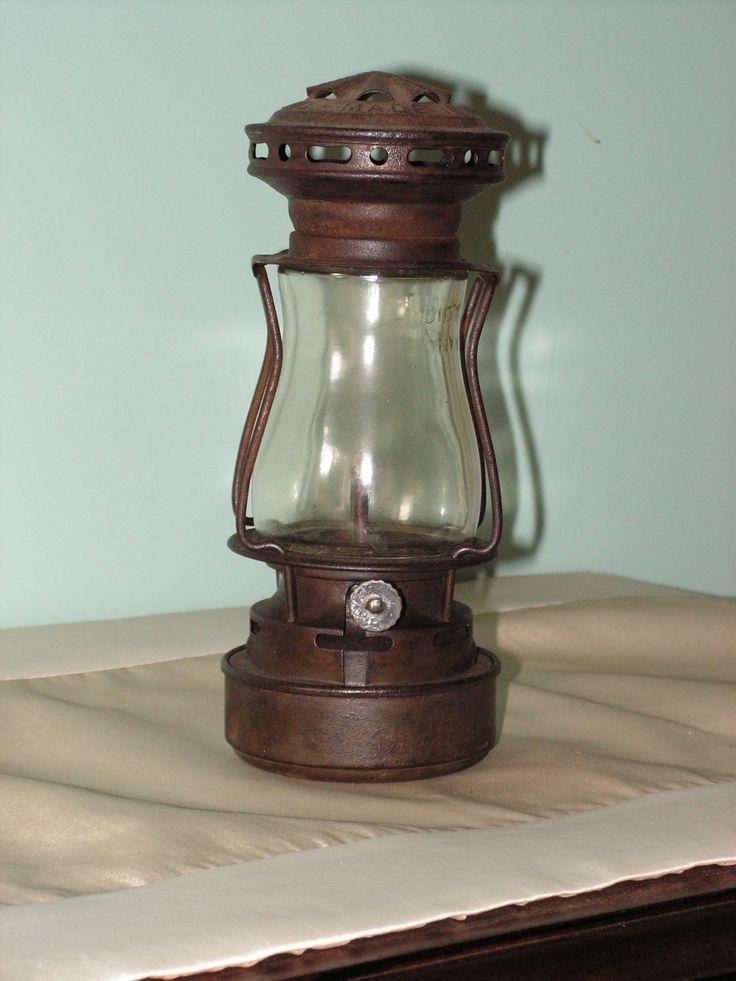 Ed Bishop's Cave Lantern