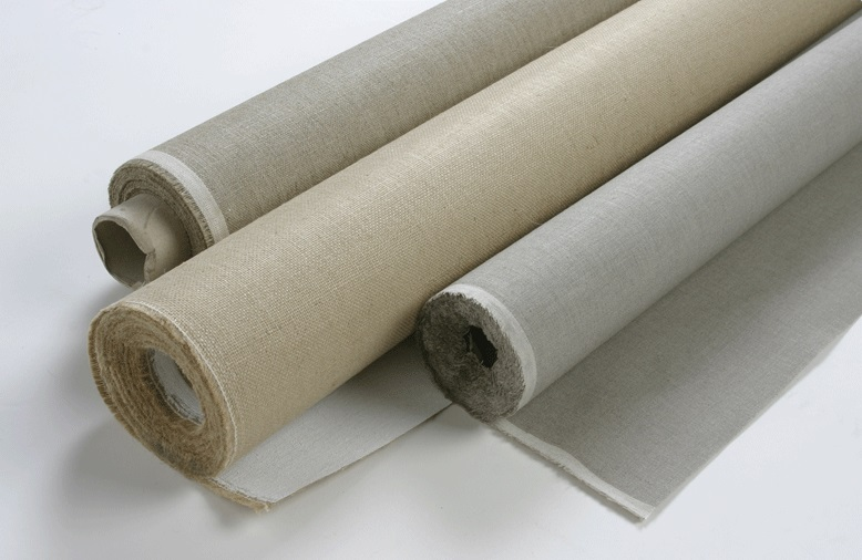 Charles Bell's Rolls of Canvas