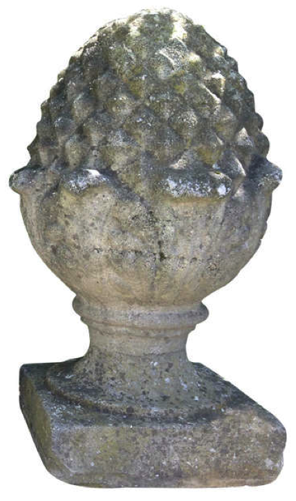 Dunmore Pineapple Finial