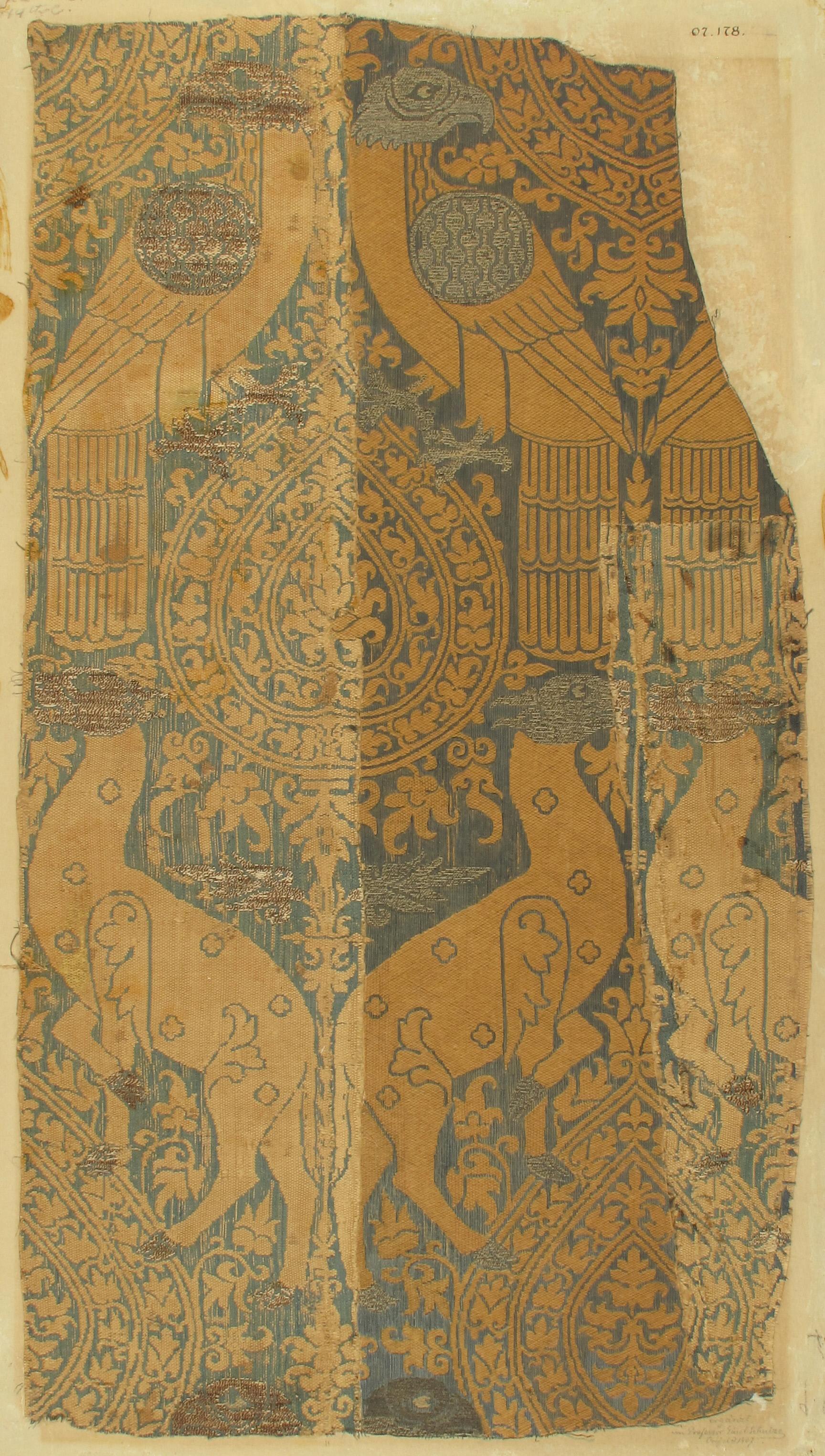 Beatrice Portinari's Shroud