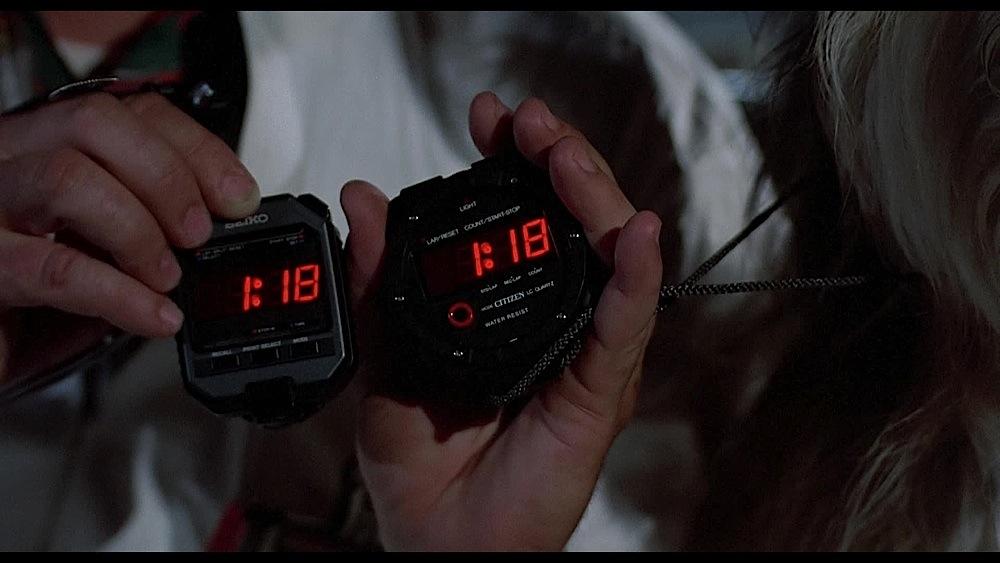 Emmet Brown's Stopwatch