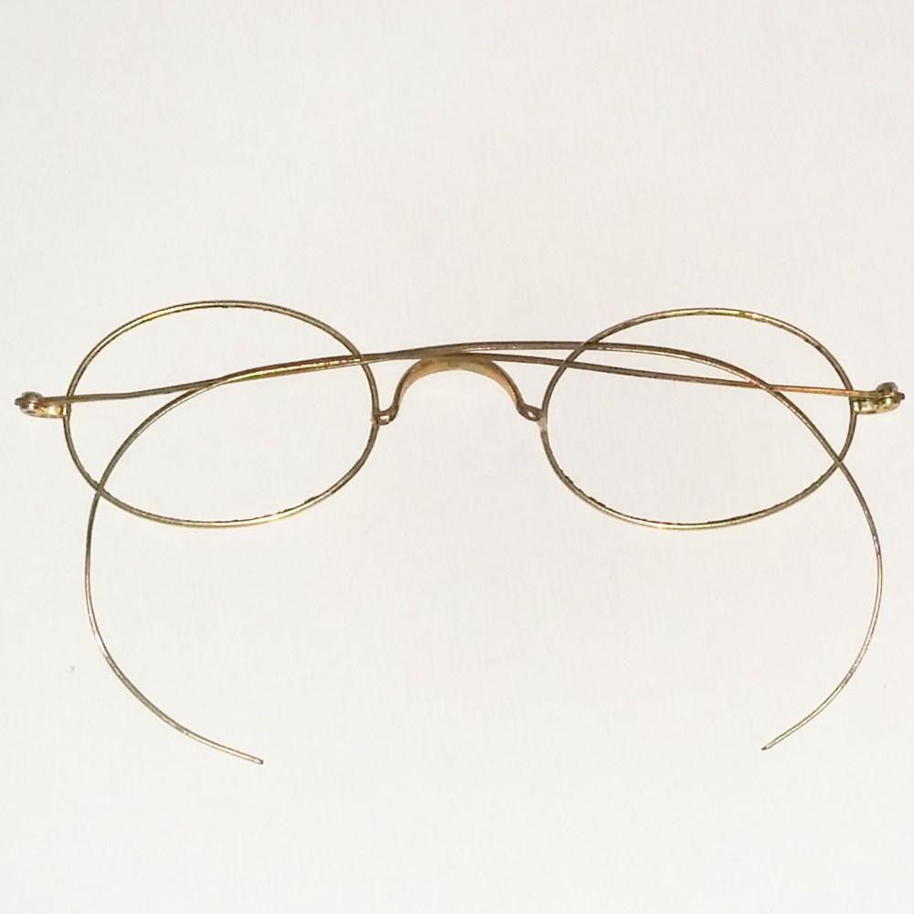 Wilhelm Kühne's Glasses