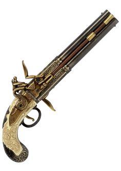 Anne Bonny's Flintlock Pistol