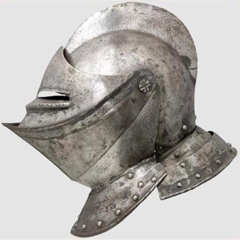 Geoffroi De Charny's Helmet