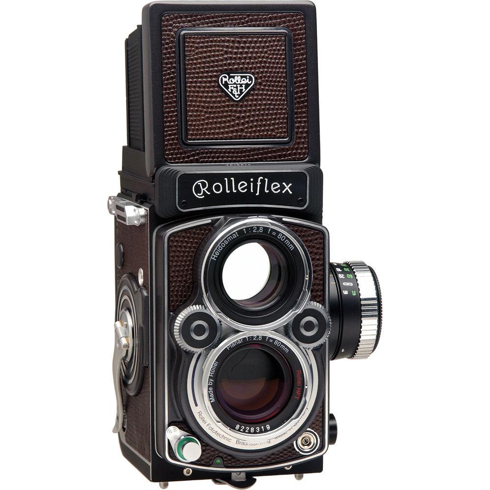 Diane Arbus' Camera