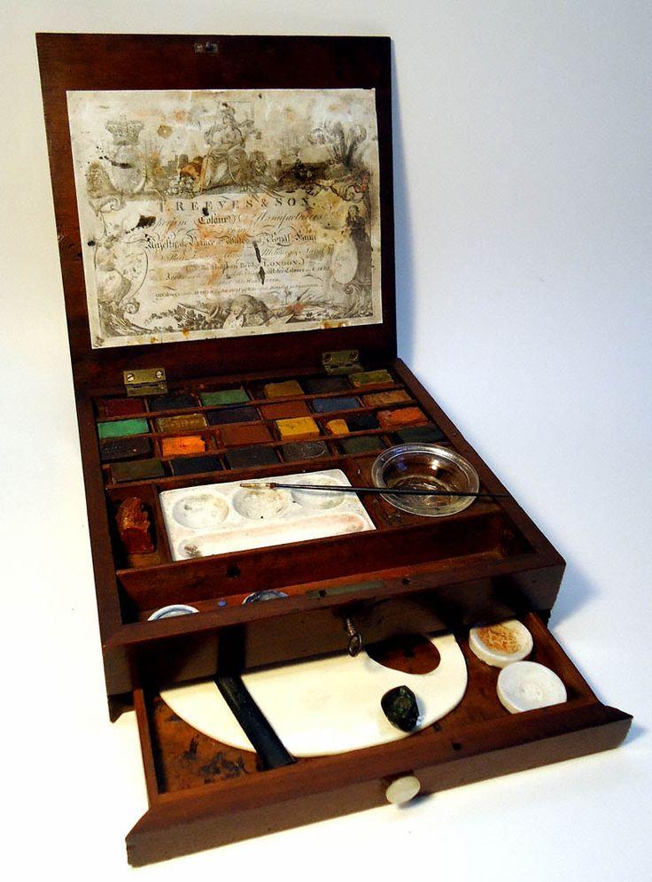 Gertrude Jekyll's Paintbox