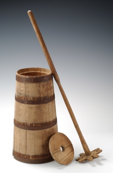 Butter Churn from Lancaster County