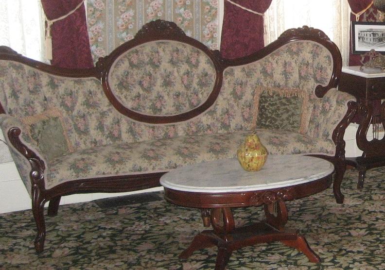 Andrew Borden's Couch