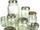 Jerome Monroe Smucker's Canning Jars