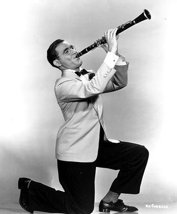 Benny Goodman's Clarinet