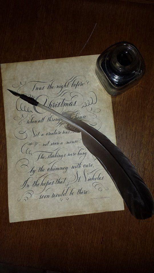 Clement Moore's Pen