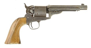 The Colt used by Clement Vallandigham