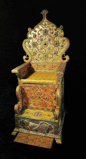 Kay Kāvus' Throne