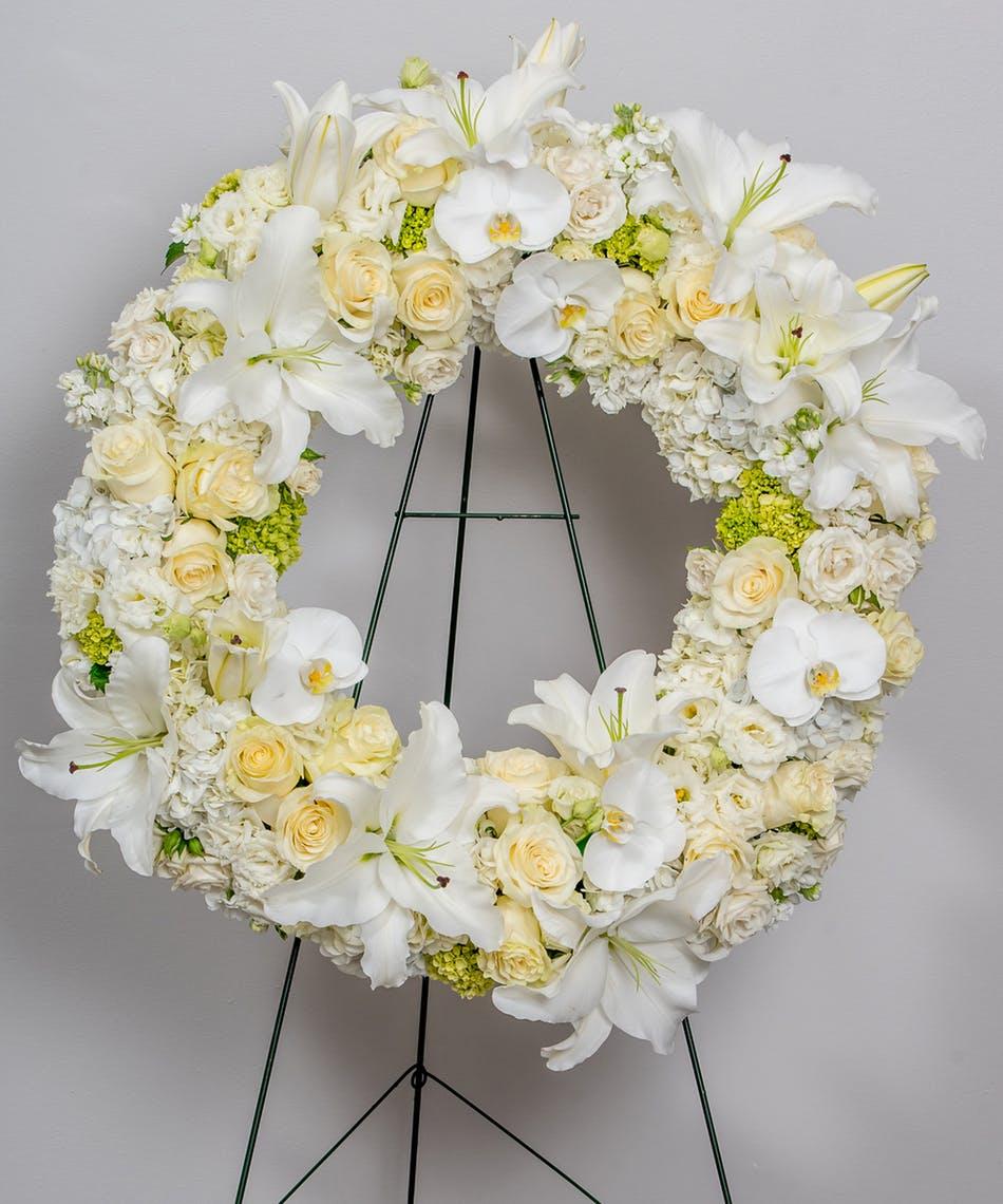 Benjamin Disraeli's Wreath