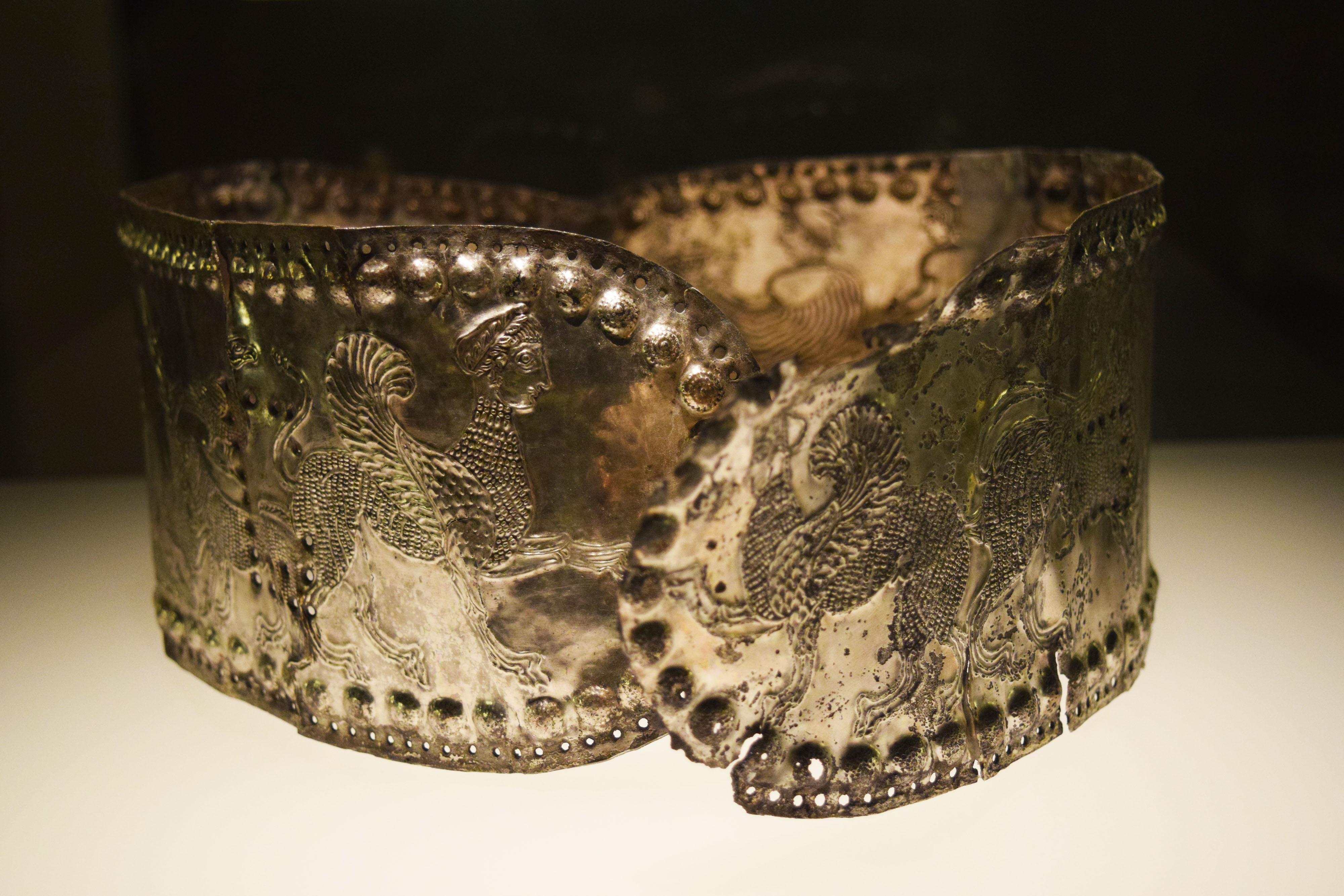 Ibn Muljam's Belt