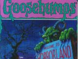 Horrorland Tokens (13), Guest Book, Horror Dolls, and Ticket