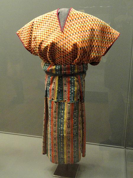 Doña Marina's Robe