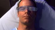 Virtual therapy glasses