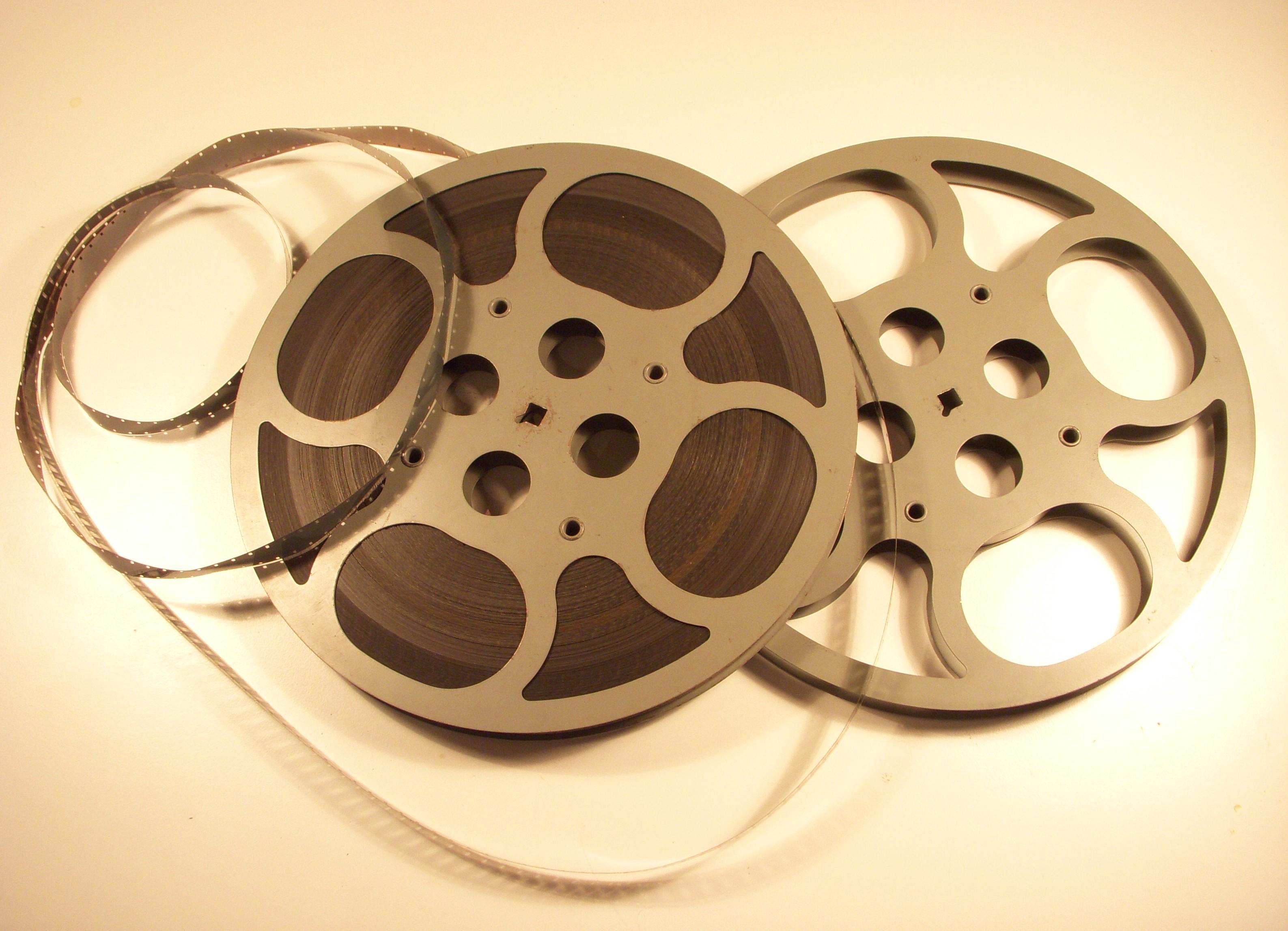 Dziga Vertov's Film Reels
