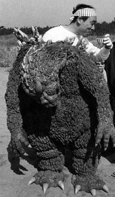 Haruo Nakajima's Godzilla Suit
