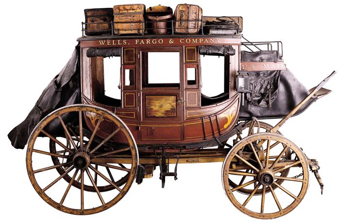Pearl Hart's Stolen Stagecoach