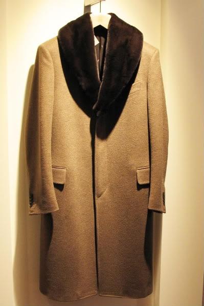 Sherman Adams' Fur Coat