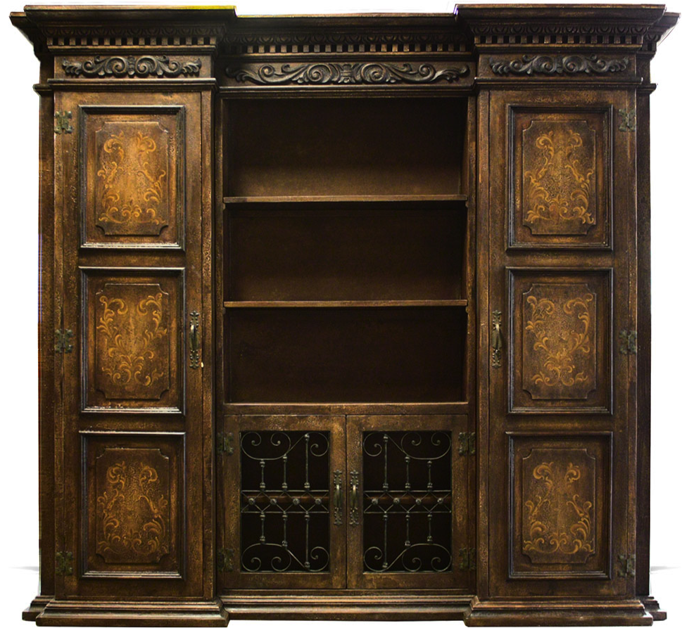 John William Polidori's Bookcase