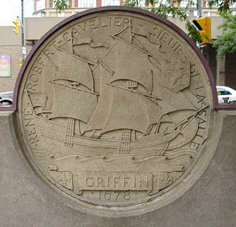 The Griffin Memorial Medallion