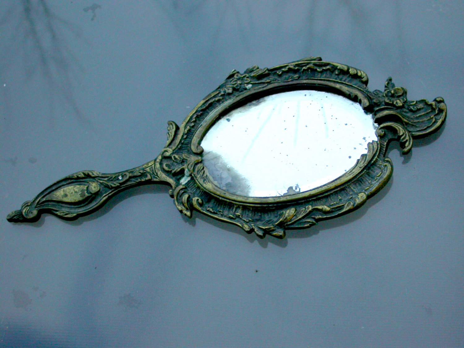 Elizabeth Bathory's Handheld Mirror