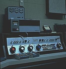 New York City WABC Record Playing Equipment