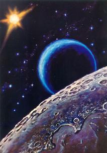 "Alexey Leonov's ""Near the Moon"""